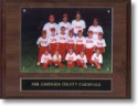 "8"" x 10"" Photo Plaque - CH810B"