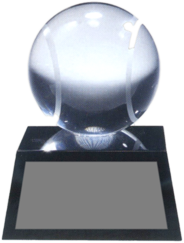 Crystal Tennis Award - CRBT3 - CRBT3
