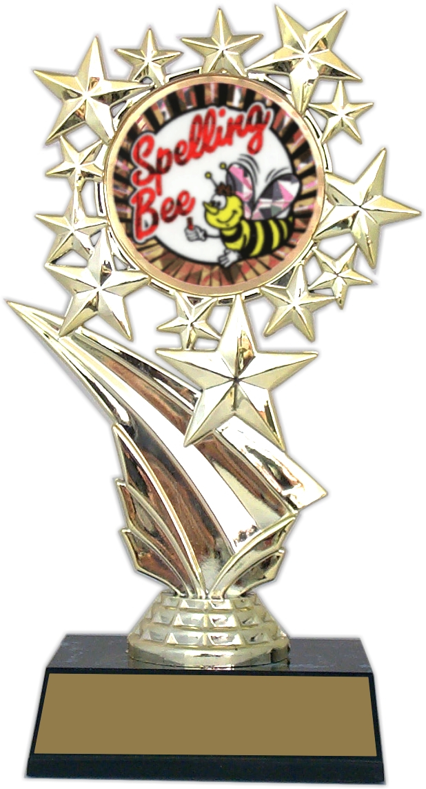 xxxSpelling Bee Activity Star - F696
