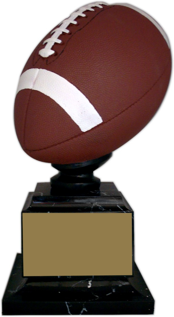 "14"" Football Trophy - FRF-7030"