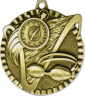 "2"" Swimming Medallion - G2M16-NR"