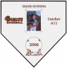 "11-1/2"" Home Plate Plaque - HP11"