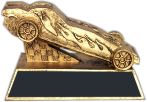 Pinewood Derby Racer - I50259