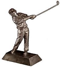 Golfer Female - I50622