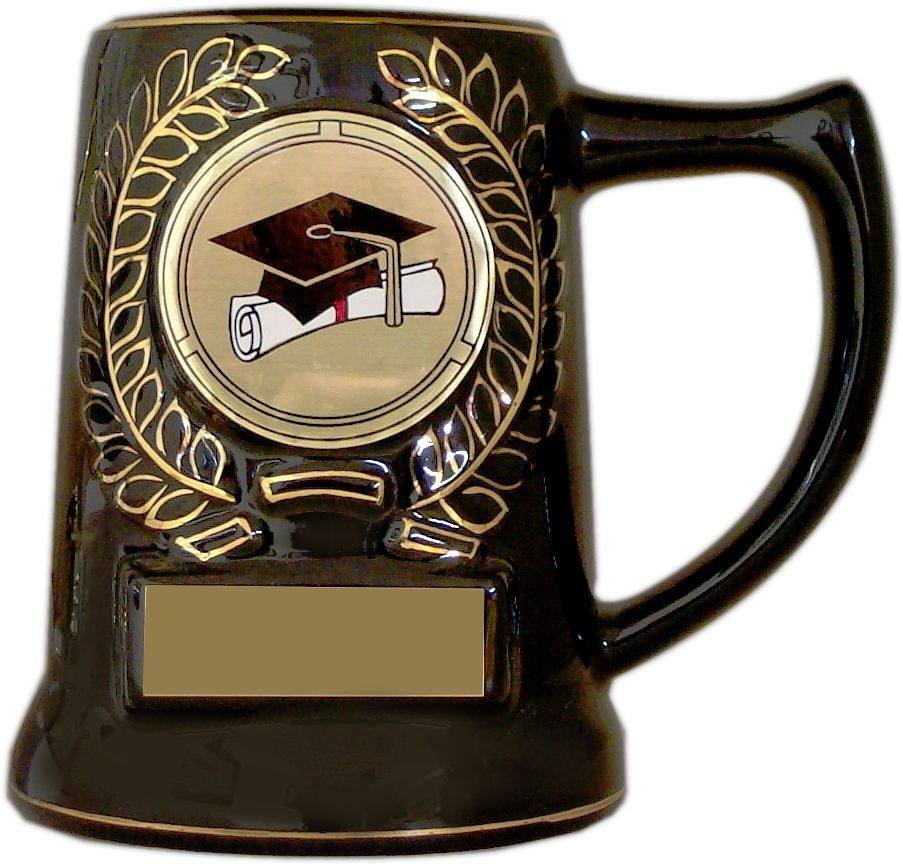 5-inch, 18-oz. Decorative Mug - IMGX5