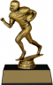 "7-inch Football Player ""Competitor"" Trophy - JDS43-8299"