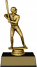 "7-inch Male Batter ""Competitor"" Trophy - JDS43-8617"