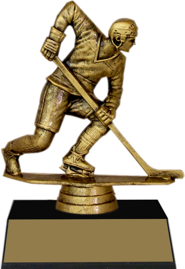 "7-inch Hockey ""Competitor"" Trophy - JDS43-8630"