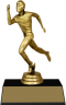 "7-inch Male Track Runner ""Competitor"" Trophy - JDS43-8368"
