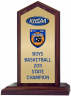 xxx KHSAA Mini Trophy