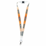 "7/8"" x 36"" Color Imprinted Lanyard with Clip - LANY-1"