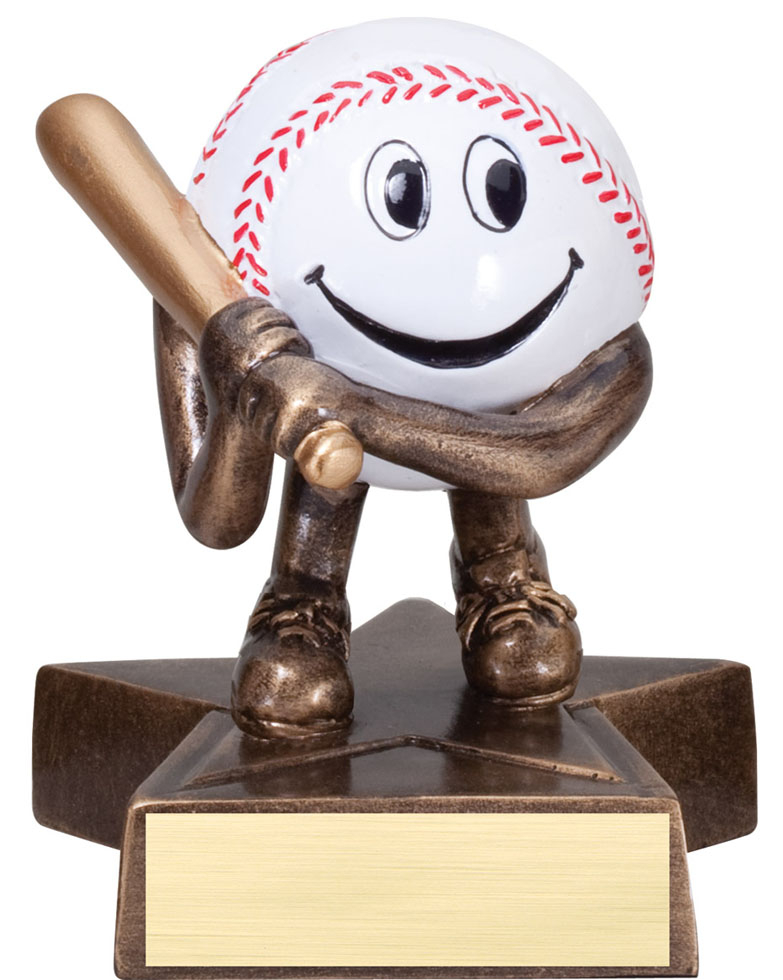 Baseball Lil' Buddy Resin - LBR01