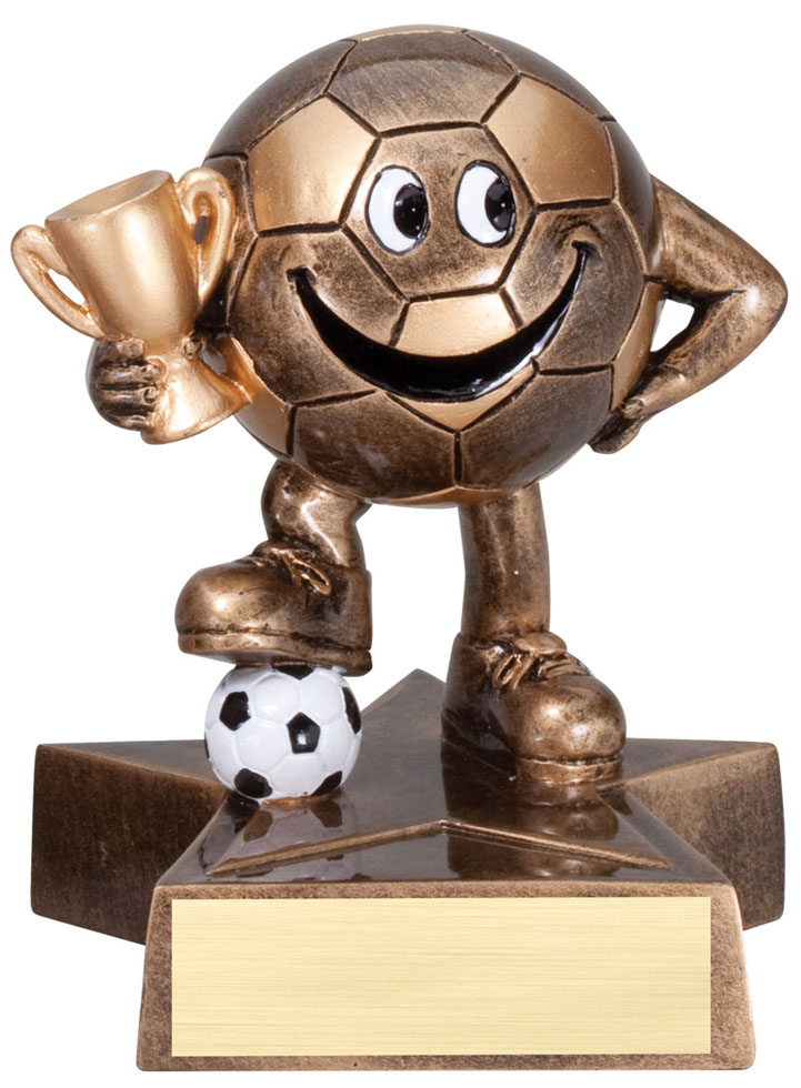 Soccer Lil' Buddy Resin - LBR18