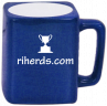 Laser Engraved Mug with Custom Logo - LMUG-CUST