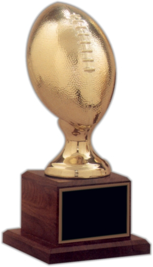 "14"" Economy Fantasy Football Trophy - MVGFB - MVGFB"