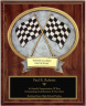 Racing Oval Plaque - OP54465