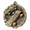"1-3/4"" Pinewood Derby Medallion - PWD32113-NR"