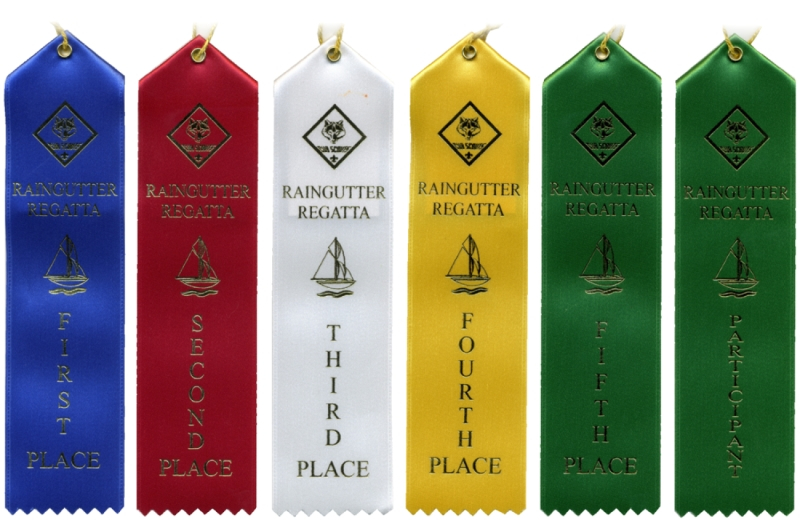 Raingutter Regatta Ribbon Package - RGR-PACK