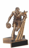 "6-1/2"" Male Basketball Superstar Resin - RST303"