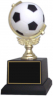 "7-1/2 inch ""Spinner"" Soccer Trophy - SPN33-SO"
