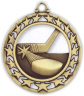"2-1/2"" Hockey Medallion - SSM-18-NR"