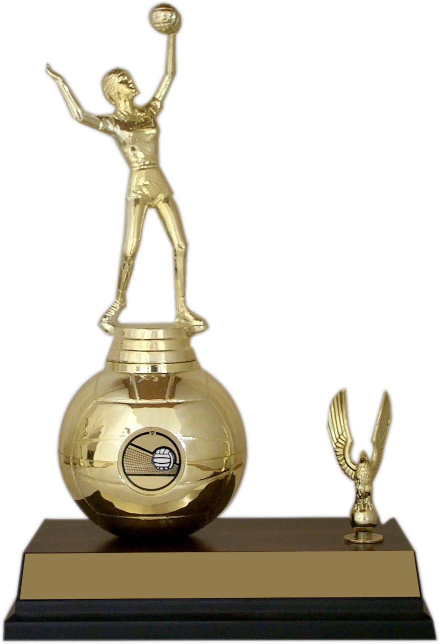 xxxVolleyball Trophy - VB63