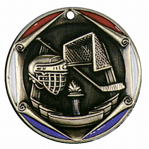 "2"" Hockey Medallion - FR-322-NR"