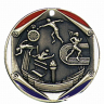 "2"" Track & Field Medallion - FR-800-NR"