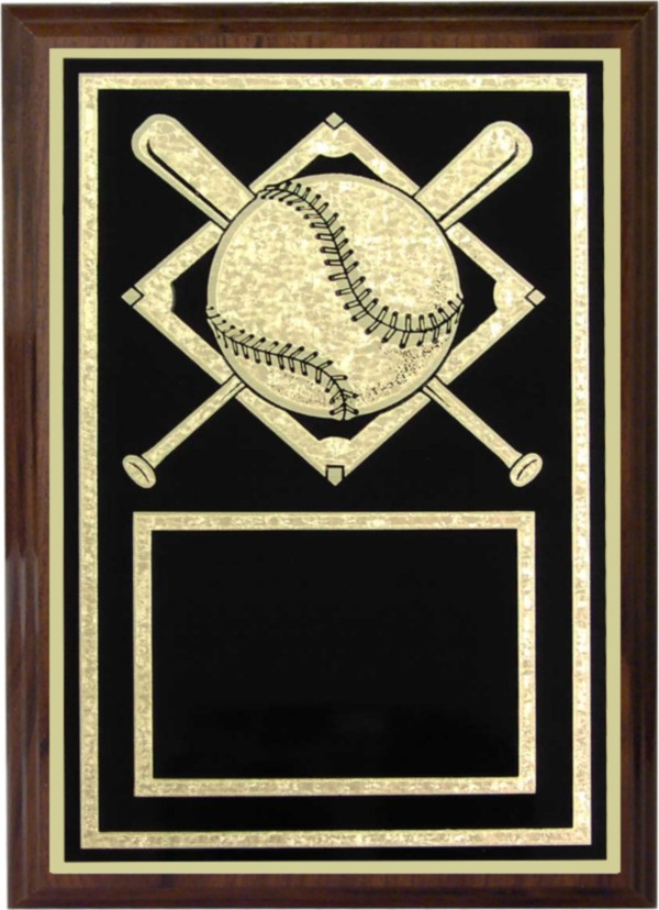 Baseball/Softball Plaque - Z46-BA