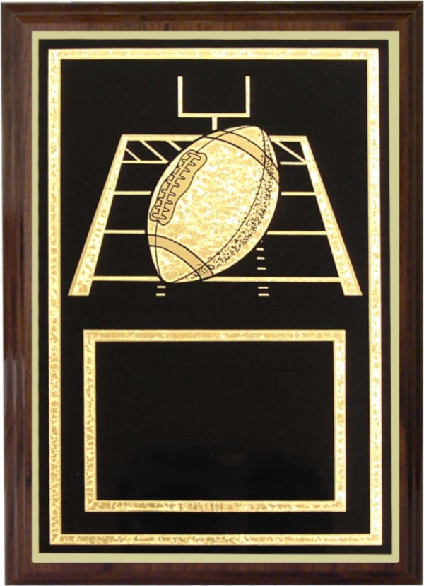 Football Plaque - Z46-FB