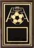 Soccer Plaque - Z46-SO