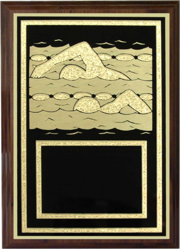Swimming Plaque - Z46-SW
