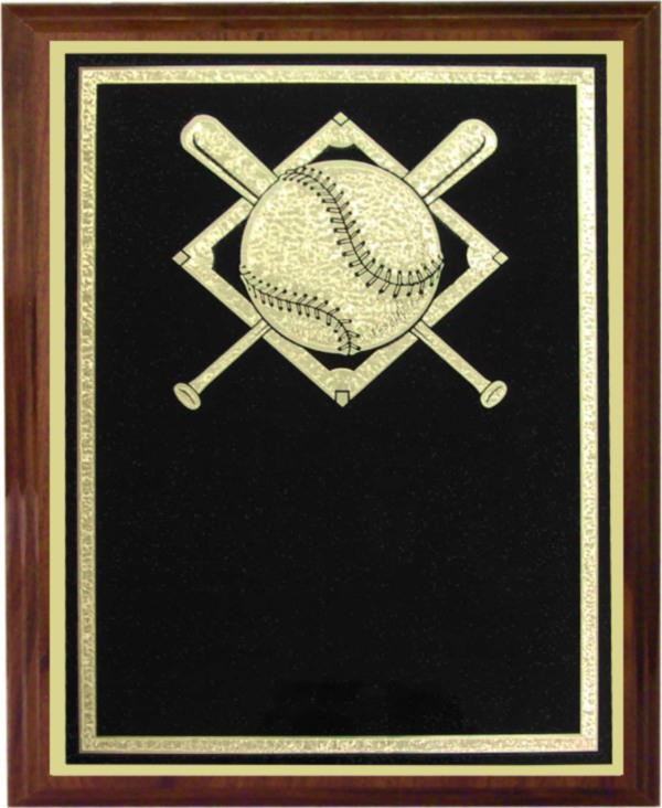 Baseball/Softball Plaque - Z68-BA