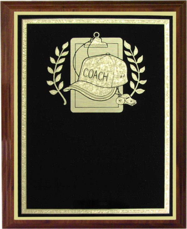 Coaching Plaque - Z68-CO