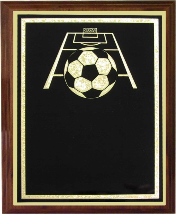 Soccer Plaque - Z68-SO