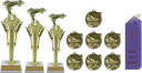 Pinewood Derby Trumpet-Cup Package - 422-PWD-PACK